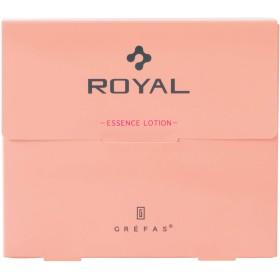 GREFAS ROYAL【グレファスロイアル】化粧水 エッセンスローション プラセンタエキス 1.3ml×30袋