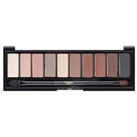 ロレアルパリカラーリッシュ・ラ・パレットのアイシャドウ、ヌードベージュ x4 - L'Oreal Paris Color Riche La Palette Eyeshadow, Nude Beige (Pack of 4) [並行輸入品]