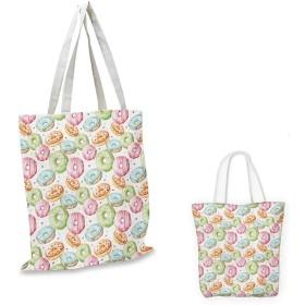 カラフルなキュートな花柄ヘイズ柄ハート型フィギュア、Love Spring Influences、アートマルチカラー 15x15-11