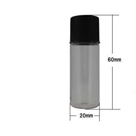 化粧品 小分け ボトル (容器) 10ml 透明 (100個入り) Bottle-100