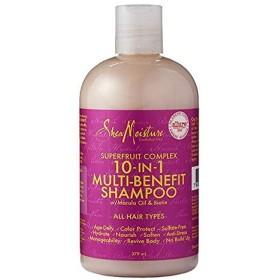 [Shea Moisture ] シア水分Superfruitシャンプー379ミリリットル - Shea Moisture Superfruit Shampoo 379ml [並行輸入品]