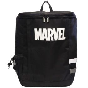 MARVEL COLORS ボックスバッグ ブラック