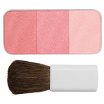 チークカラーレフィル(ブラシ付き) ピンク