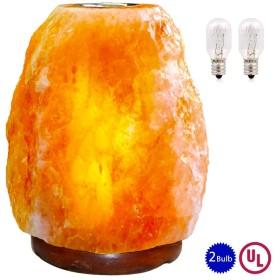 Pursalt ヒマラヤ塩ランプ エッセンシャルオイル Nature ピンク PSUSA1104P0N