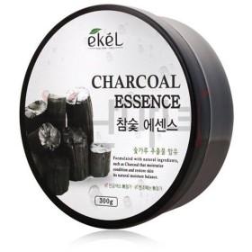 ekel charcoal essence soothing gel 300ml/チャコールエッセンススージングジェル300ml