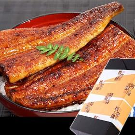 ギフト 国産うなぎ蒲焼き 特大サイズ170g1本と肝吸い1食