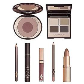 洗練されたルックギフトボックスティルベリーシャルロット x4 - Charlotte Tilbury The Sophisticate Look Gift Box (Pack of 4) [並行輸入品]
