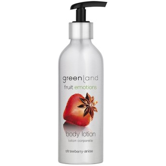 greenland [FruitEmotions] ボディローション 200ml ストロベリー&アニス FE0187
