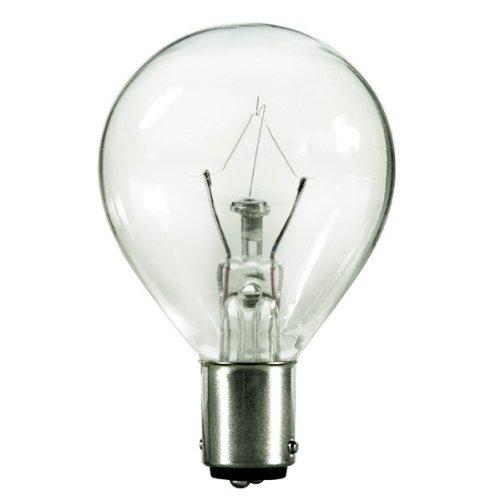 Sunlite GCA 250W//T3.5//120V//CL//G5.3 250-watt 120-volt Bi-Pin Based Stage and Studio T3.5 Bulb Clear Sunshine Lighting