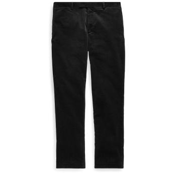 《期間限定セール開催中!》POLO RALPH LAUREN メンズ パンツ ダークブルー 30W-34L コットン 99% / ポリウレタン 1% Stretch Slim Fit Corduroy Pant