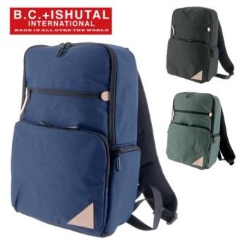 ビーシーイシュタル B.C.+ISHUTAL リュックサック ドールズ デイパック ビジネスリュック ids-8507 メンズ レディース