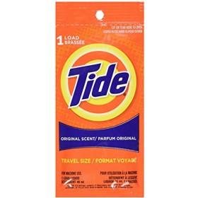 タイド液体洗剤1パック使い切り Original scent 48ml[並行輸入品]