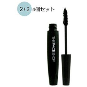 [2+2][The face shop] Freshian Big Mascara 2+2 ザフェイスショップ・フレシアン・ビック・マスカラ (#02 Volume(4個)) [並行輸入品]