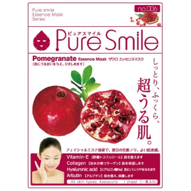 Pure Smile エッセンスマスク ザクロ 23ml☓30枚