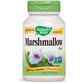 Nature's Way, Marshmallow Root 100 caps