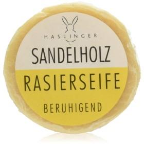 Haslinger Sandalwood Shaving Soap 60gr by Haslinger