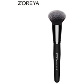 NOTE Zoreya Brand Beauty Powder Brush Makeup Brushes Foundation Round Make Up Cosmetics wooden Brushes Soft hair to face Makeup