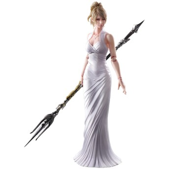 Final Fantasy STL046100 XV Play Arts Kai Lunafrya Nox Fleuret Action Figure