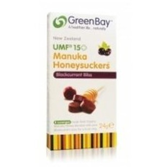 GreenBay Harvest 12+ NPA Manuka Honey 8 Lozenges (order 12 for retail outer) / Greenbay収穫12 NPAマヌカハニートローチ8 (小売著者ため12 )