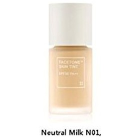 [トニーモリー] TONY MOLY [ペイストーンスキンティントSPF30 PA++] (Facetone Skin Tint (SPF30 PA++)) (No.01 : N01.Neutal Milk) [並行輸入品]