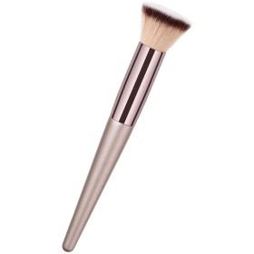 メイクブラシ ルースパウダー ブラシ 化粧ブラシ 柔らかい ファンデーションブラシ 全10種 - 04