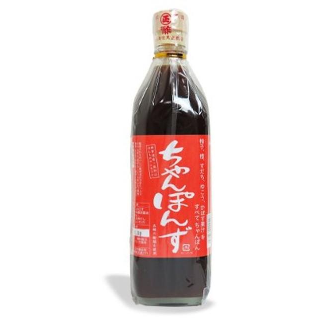 丸正酢醸造元 ちゃんぽんず 700ml
