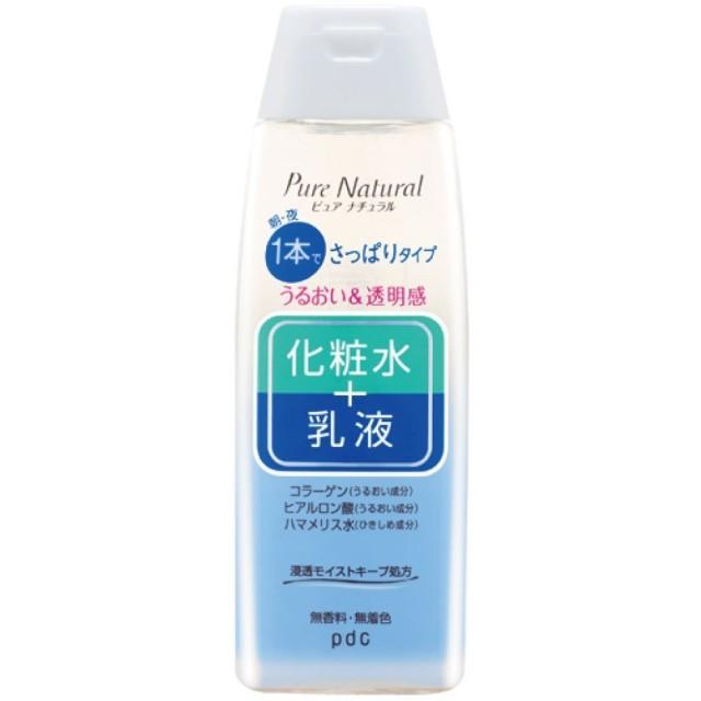 Pure NATURAL(ピュアナチュラル) エッセンスローション ライト 210mL