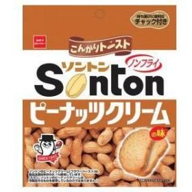 おやつカンパニー こんがりトースト ソントンピーナッツ 12入(10月上旬頃入荷予定)