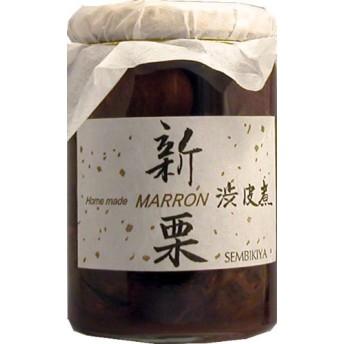 京橋千疋屋(せんびきや) 「旬果糖蜜」フルーツコンポート新栗