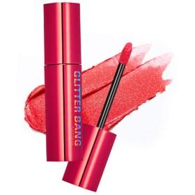 Missha Dare Lip Tint Glitter Bang ミシャリップティントグリッター (# PK01 Pinky Twinkle) [並行輸入品]