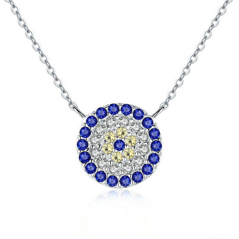 CS-DB Pendants Pearl Silver Necklaces