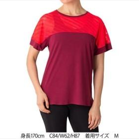 [asics]アシックス レディース トレーニングウェア W JCD GEL-COOL 半袖Tシャツ (2032A962)(600) チリフレーク[取寄商品]