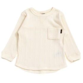 [マルイ] ポケット付ワッフルTシャツ/F.O.オンラインストア(F.O.Online Store)