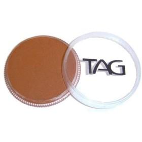 TAGフェイスペイントレギュラー - ミッドブラウン(スキントーン)(32g)