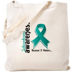 CafePress Scleroderma Awareness 5 トートバッグ S ベージュ 1278041898DECC2