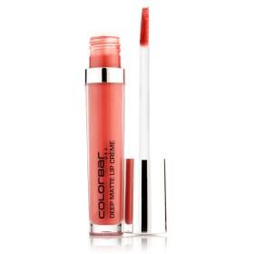 Colorbar Deep Matte Lip Creme, Deep Peach 009, 6ml