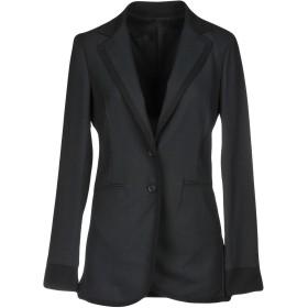 《セール開催中》PINKO レディース テーラードジャケット ブラック 46 96% ポリエステル 4% ポリウレタン
