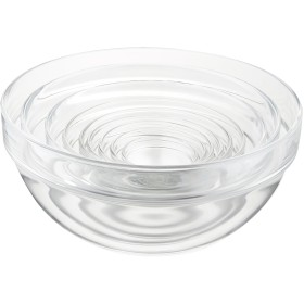 Luminarc Stackable 9-Piece Bowl Set by Arc International