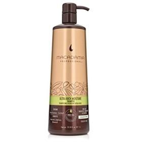 マカダミア超豊富な水分シャンプー(千ミリリットル) x4 - Macadamia Ultra Rich Moisture Shampoo (1000ml) (Pack of 4) [並行輸入品]