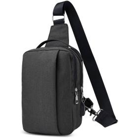 男性用キャジョルメッセンジャーバッグ、男性用スリングバッグ、男性用ショルダーバッグ、男性用ジムバッグ、男性用旅行用アメニティバッグ、男性用スモールバックパック,Black,A