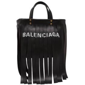 バレンシアガ Balenciaga ランドリーカバスXSフリンジス  新品
