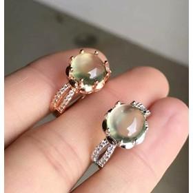 天然石 水晶 誕生石 ソリティア リング 指輪 レディース スターリング シルバー 925 人気