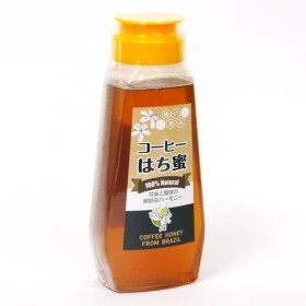 サンフローラ 蜂の恵み コーヒーはちみつ 300g 100%天然ハチミツ