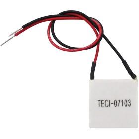 TEC1-07103 ペルチェ素子 8.5V 3A 23mm×23mm