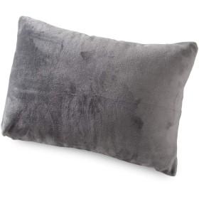 アイリスプラザ 枕カバー fondan ピローケース プレミアムマイクロファイバー とろけるような肌触り 静電気防止 洗える 高密度 品質保証書付き 90×43cm グレー
