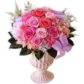 プリザーブドフラワー (ギフトラッピング付き/さくら/ピンク) プレゼント お祝い [ 記念日 誕生日 ] アレンジ