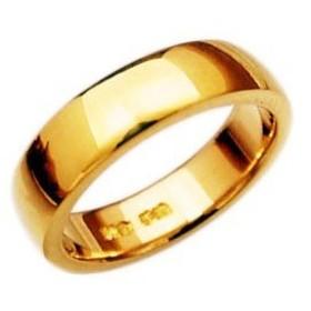 鍛造(たんぞう) 純金平甲丸(ひらこうまる)リング巾5mm10g ボリューム マリッジ 結婚 記念日 プレゼント オリジナル オーダーリング 結婚指輪(20号)
