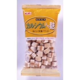 しきしま 食彩 カルシウム入り麸35g×12袋分(お麸で健康貯金!簡単レシピ付)