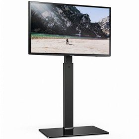 FITUEYES 液晶テレビスタンド 壁寄せTV スタンド 32-65インチ対応 ラック回転可能 高さ調整可能 TT107501MB
