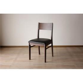 ケリー ダイニングチェア 椅子 チェア (【1脚】ウォールナット)